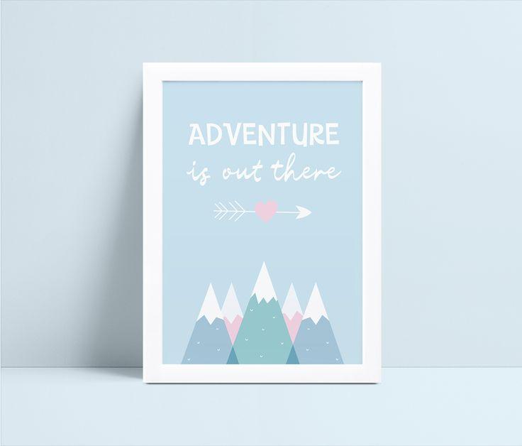 Concepção de Quadro Adventure Is Out There e preço http://ift.tt/2C4w7u3