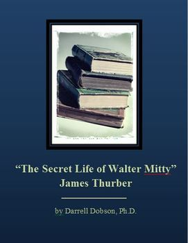 an analysis of the secret life of walter mitty by james thurber Exquisitely produced, immaculately acted, and thoroughly uninvolving, the secret life of walter mitty is a perfect nothing of a movie it takes james thurber's.