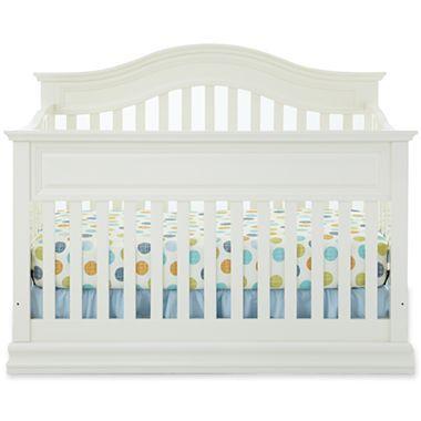 Savanna Tori Convertible Crib Off White Jcpenney