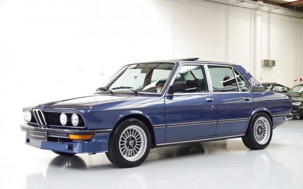 #BMW #528i #E12 #Alpina #BMWClassic
