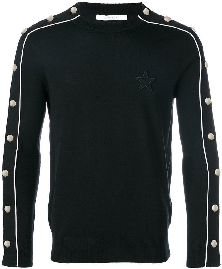 Givenchy studded sweater