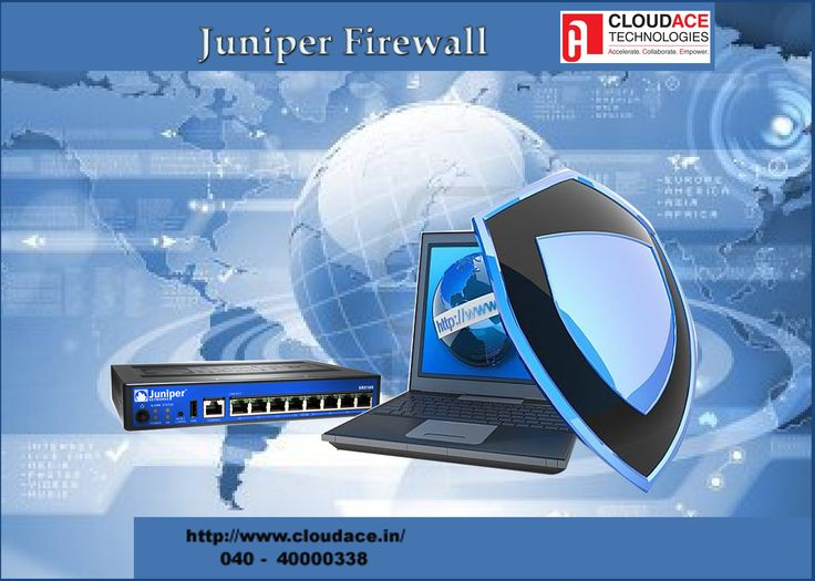 ‪#‎CloudAce‬ Technologies #JuniperFirewall may be a piece of software system designed to stop unauthorized access to or from a non-public network.http://www.cloudace.in/solution/juniper-firewall/
