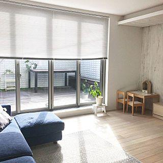 Lounge/IKEA/リビング/北欧/ウッドデッキ/リビングダイニング...などのインテリア実例 - 2017-11-16 10:53:09