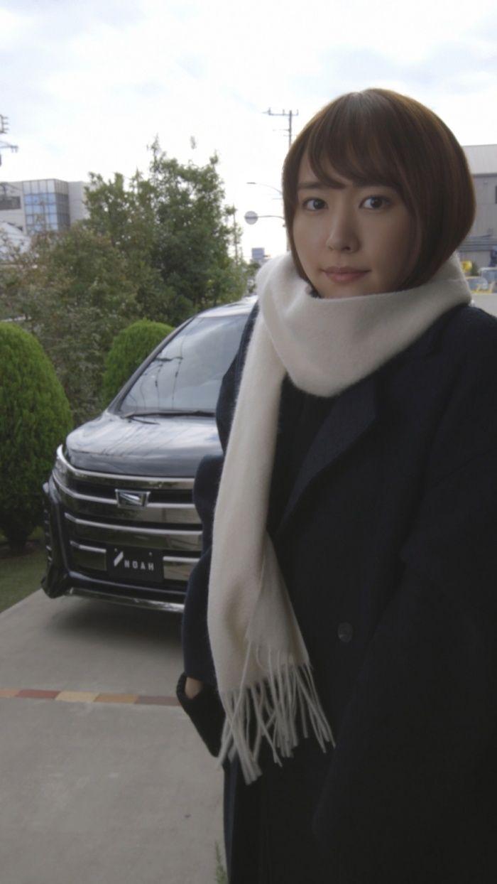 """(画像4/5)助手席の新垣結衣が可愛すぎる """"パンダ""""モノマネにキュン"""