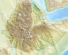 Grand Ethiopian Renaissance Dam is located in Ethiopia
