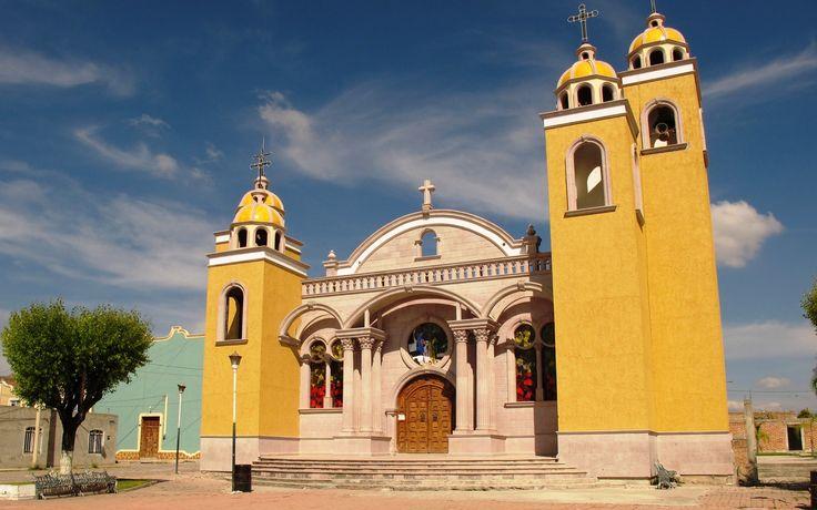 Parroquia de la sagrada Familia, en San Miguel el Alto. #Sanmiguelelalto