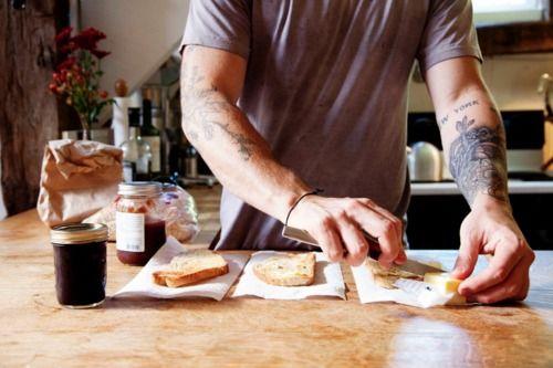 : But, Inspiration, Food, Toast, Tattoo, Boy, Ink