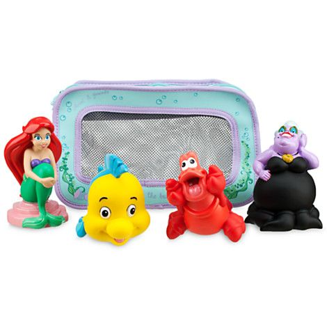 Ariel Bath Toys for Baby | Small Toys & More | Disney Store