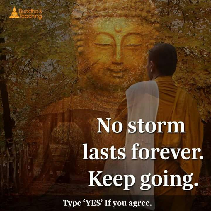 No strom last forever keep going