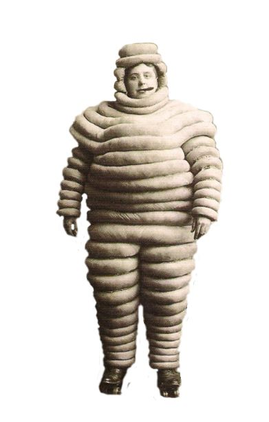 100% bkgrd cropped vintage michelin man