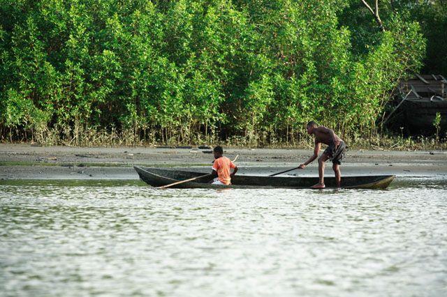 Pescadores del Pacífico. Colombia #SomosTurismo