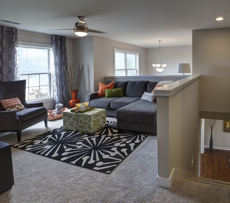 Story Foyer Loft : Best cumberland b floor plan images on pinterest eau