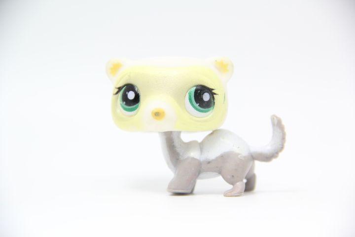 $2.25 (Buy here: https://alitems.com/g/1e8d114494ebda23ff8b16525dc3e8/?i=5&ulp=https%3A%2F%2Fwww.aliexpress.com%2Fitem%2FLittlest-Pet-Shop-LPS-Plum-Cream-Collie-Puppy-Dog-Different-Color-Eyes%2F32740942310.html ) Littlest Pet Shop LPS Plum Cream Collie Puppy Dog Different Color Eyes for just $2.25