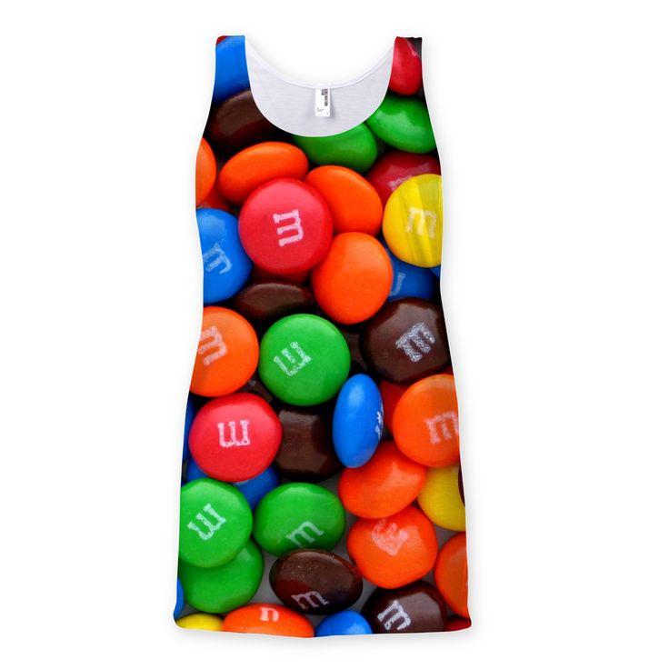 Marble Chocolate Sublimation Vest