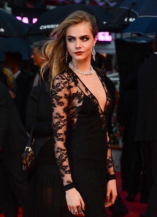 Le Festival de Cannes côté coiffures