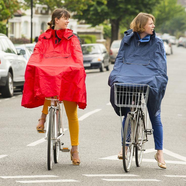 Rain Cape | Cyclechic