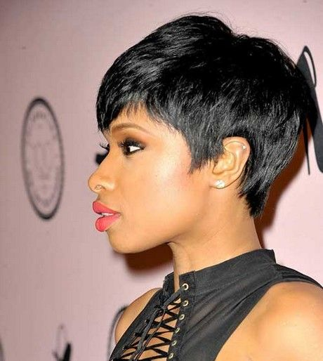 Coupes de cheveux court pixie noir   #hairstyles #hairstyle #cheveux #shorthairs…