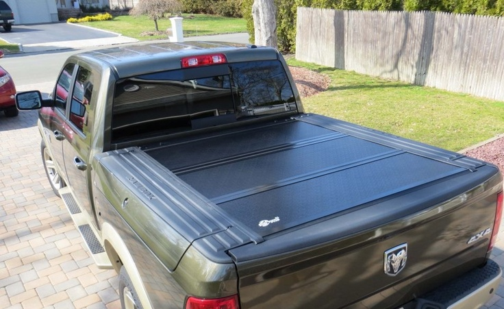 Bak Bakflip F1 Folding Tonneau Cover 2009 12 Dodge Ram