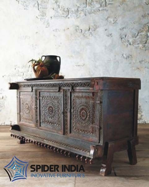 Antique Reproduction Sideboards Manufacturer in Jodhpur Rajasthan India | ID - 1592850