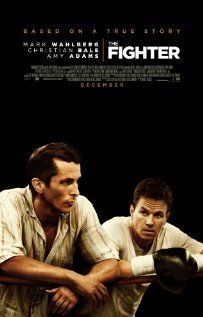 The Fighter (2010)  Directed By David O. Russell.  Starring Mark Wahlberg, Christian Bale, Amy Adams, and Melissa Leo. An incredible story.