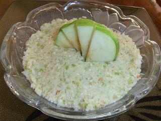 Apple Fig Porridge