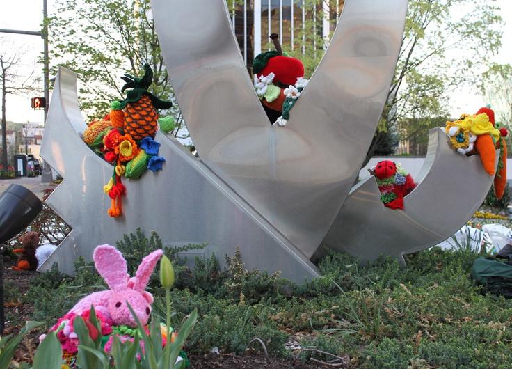 #fruit #yarn #crochet #rabbits #nature #bunnies #graffitti #knitting #wool