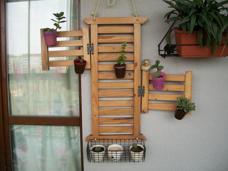 Oltre 25 fantastiche idee su mordente per legno su - Portafiori ikea ...