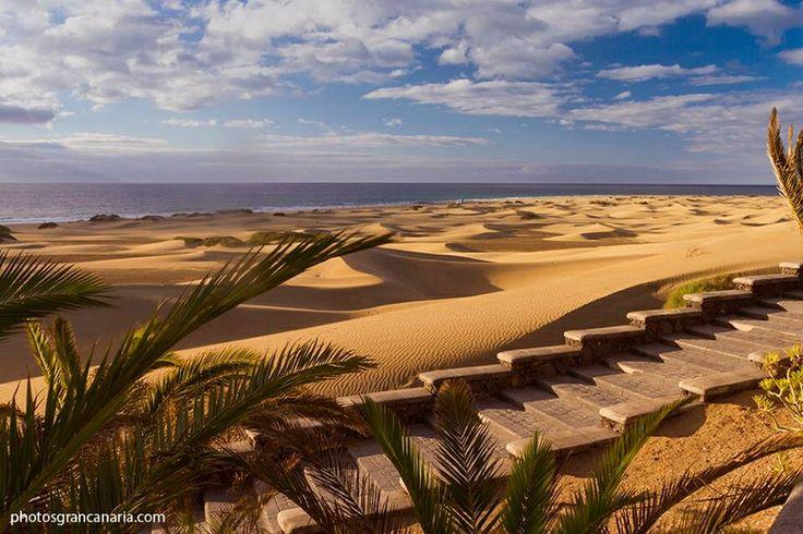Maspalomas dunas