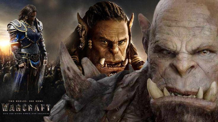 WARCRAFT Movie Trailer (2016)  #apanese #Beginning #PaulaPatton #the #TobyKebbell #TravisFimmel #Warcraft #Warcraft(Movie) #WarcraftMovietrailer #WarcrafttheBeginning #トレーラー #ムービー