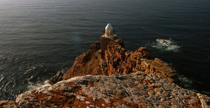 The Cape Point Lighthouse