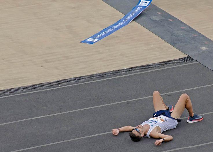 Athens Marathon. Classic and Authentic