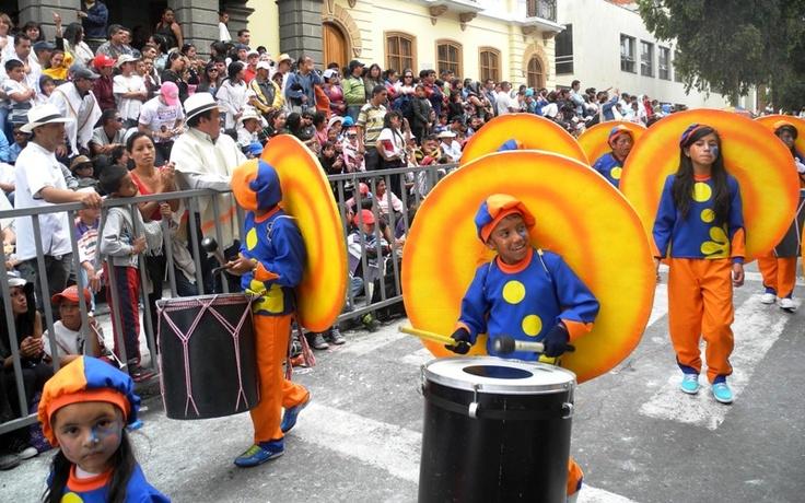 Con todo éxito termina el Carnaval de Pasto en Nariño