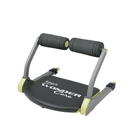 Wonder Core Smart Exercise System With Workout Dvd Hsn