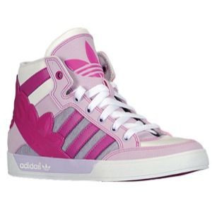 Pink basketball shoes for Amber!