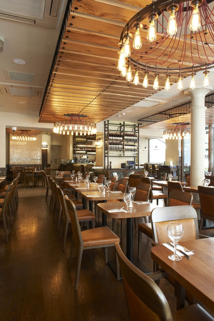 featuring the ginger 1 side chair restaurant chairs - Beaded Inset Restaurant Interior