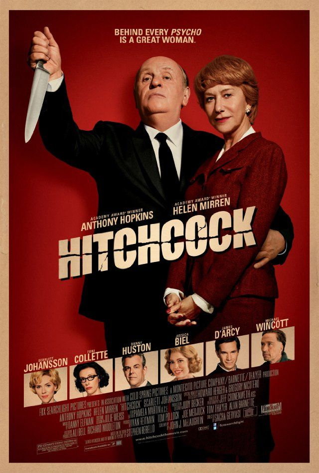 Hitchcock. Enjoyable. Not at all boring although it could have been. Great performances. I'm happy I saw it.