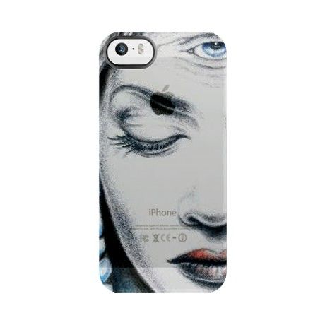 third eye iPhone 5/5S Frosted Deflector