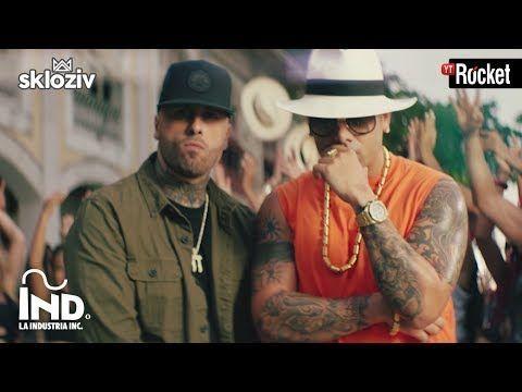 Si Tú La Ves - Nicky Jam Ft Wisin (Video Oficial) - YouTube