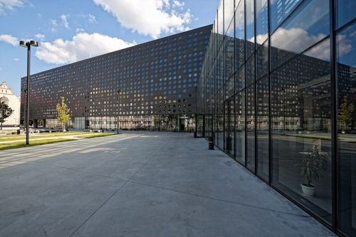 Polonyo'daki Wroclaw Teknoloji Üniversitesi