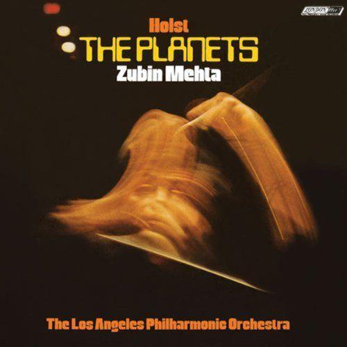 Gustav Holst: The Planets [LP] - Vinyl