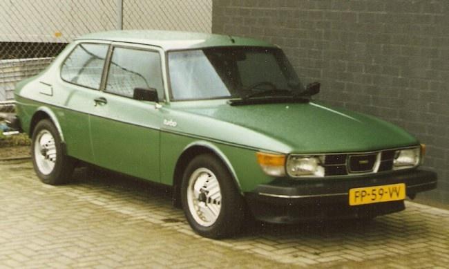 Saab 99 Turbo Registry