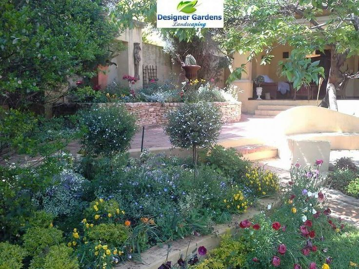 South Africa Designed Garden pictures