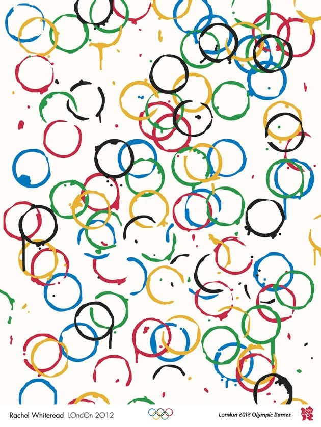 One of our favorite posters for the 2012 London Olympics - Check out all 12 official posters here!