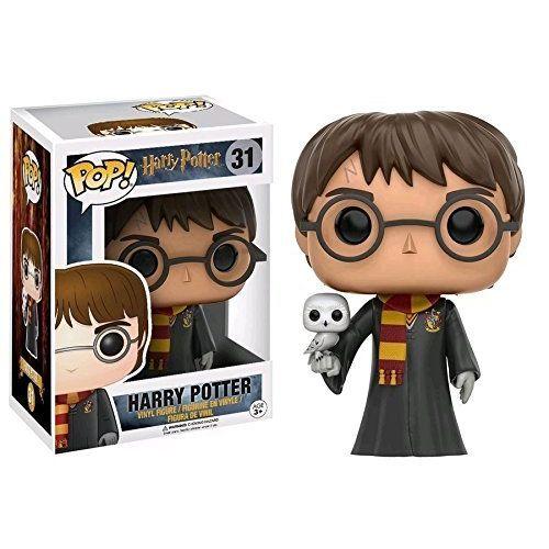 Harry Potter avec Hedwige - Harry Potter - Figurine Funko POP n°31