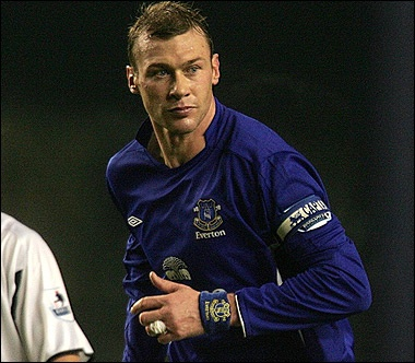 Everton Legend. Played for the badge, through and through.
