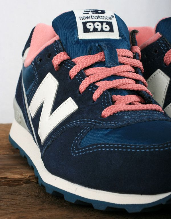 new balance blue and pink
