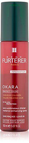Men's Hair Care Rene Furterer Okara Radiance Enhancing Spray 507 fl oz >>> Continue to the product at the image link.