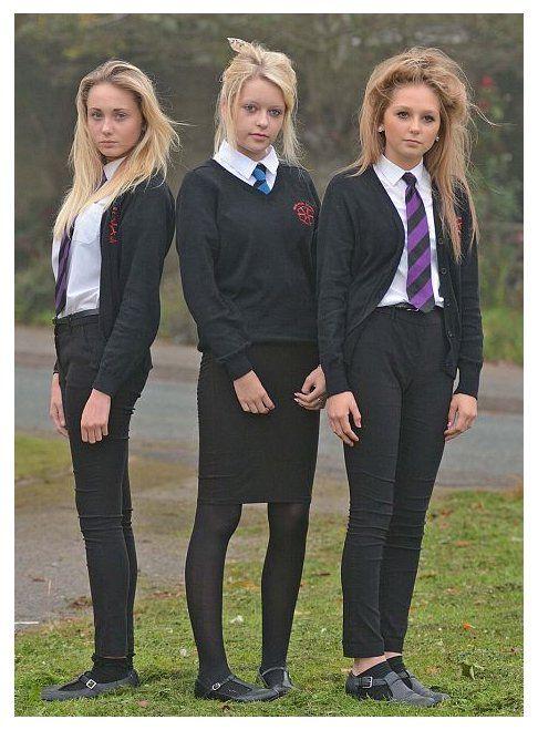 british teen schoolgirl solo