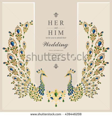 143 best indian wedding card images on pinterest for Wedding invitation printing in dubai