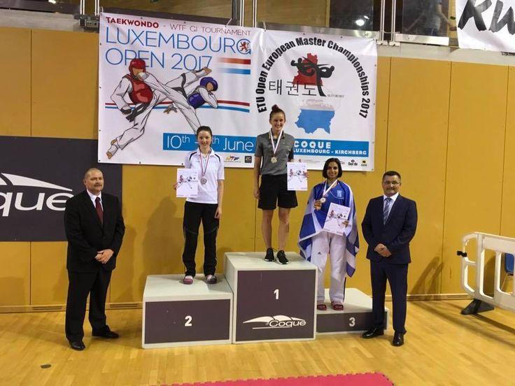 Διακρίσεις στο Luxembourg Open 2017